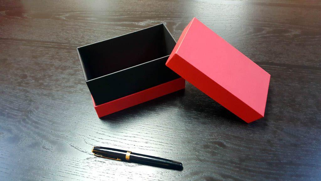 Cutii cu gat din carton rigid - 5