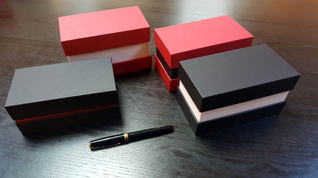 Cutii cu gat din carton rigid - 6