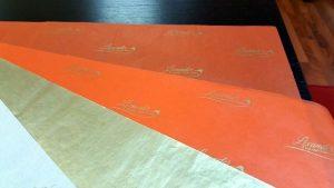 Cutie rigida pentru camasi Model 6017-6020