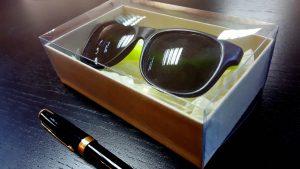 Cutie etui pentru ochelari