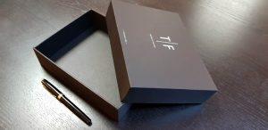 Cutie de lux pentru produse de marochinarie