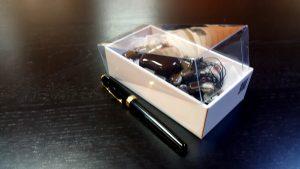 Cutie de lux pentru bijuterii, cercei, bratari, coliere, butoni, papioane