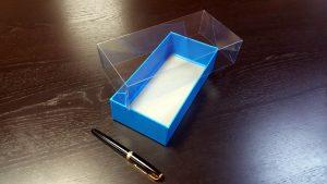 Cutie de legatorie pentru coliere, bijuterii, esarfe, batiste, papioane