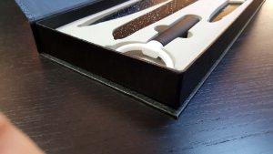 Cutie rigida pentru cutite si tacamuri