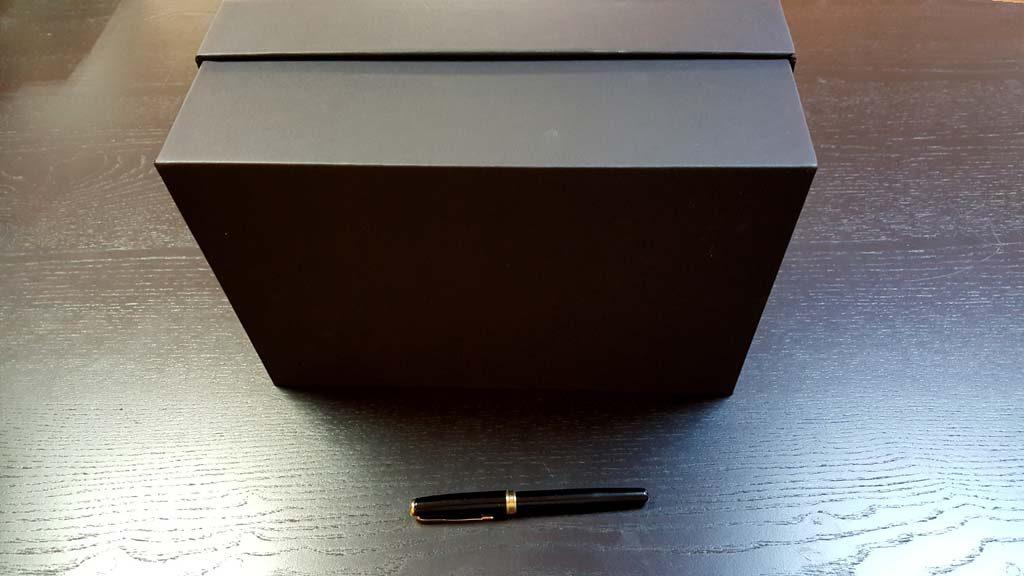 Cutia rigida cu capac pentru pantofi - 11