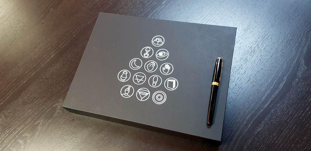Cutie de lux cu inchidere magnetica - 22