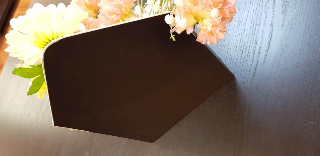 Cutie de lux in forma de plic pentru aranjamente florale - 10