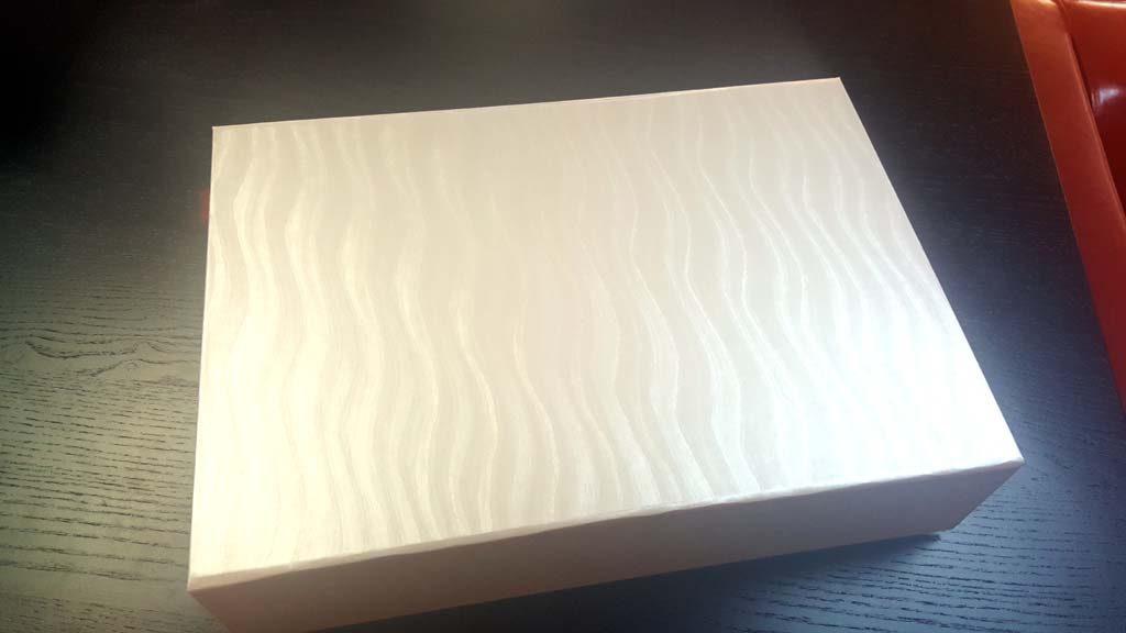 Cutie de lux pentru rochite - 5