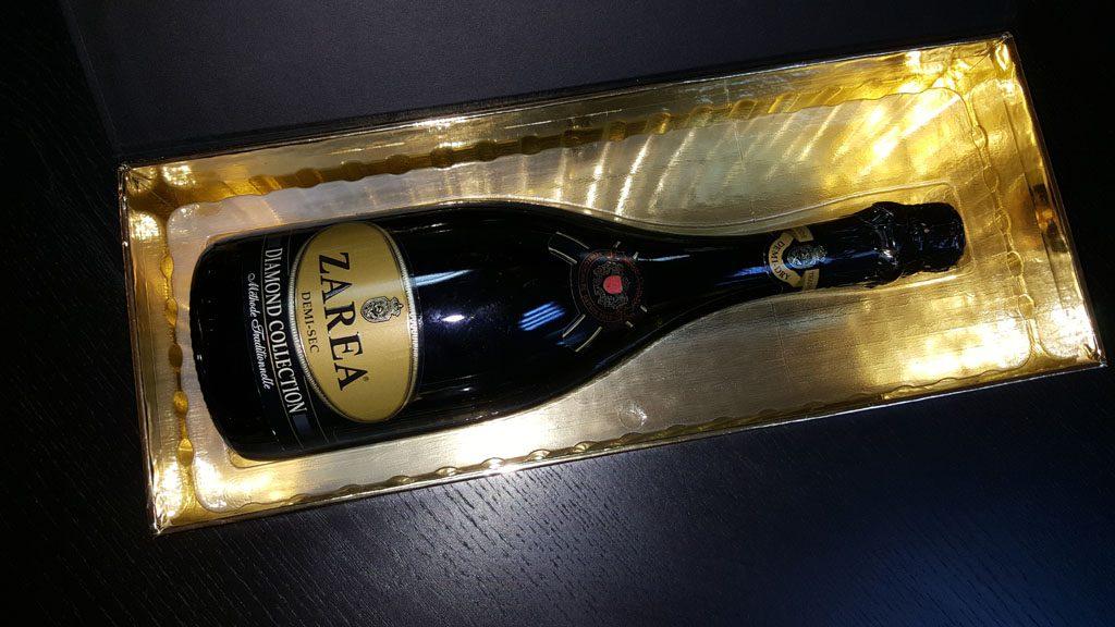 Cutie de lux pentru sticle - 2