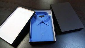 Cutie premium pentru camasi