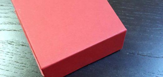 Cutie rigida pentru imbracaminte – mod de inchidere (video)