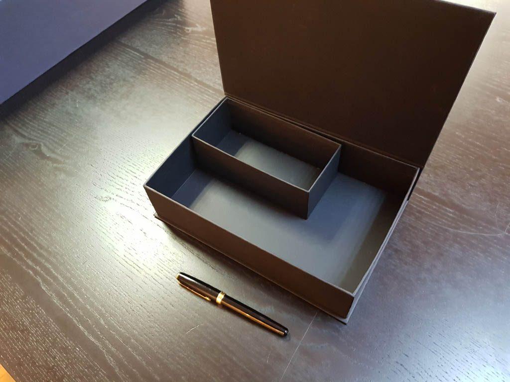Cutie rigida pentru accesorii barbati - 4