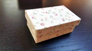 Cutie rigida pentru carti de vizita