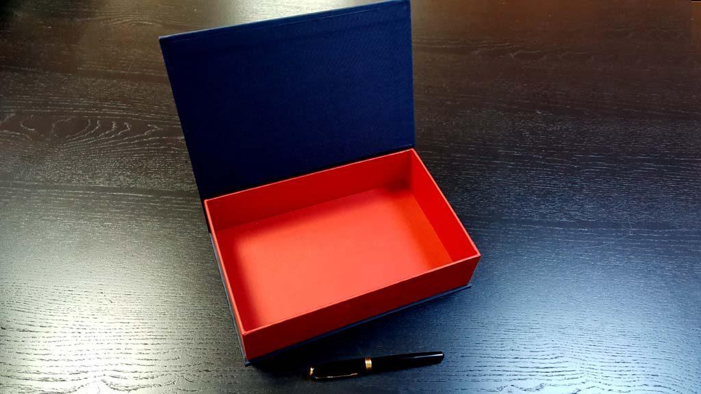 Cutie rigida pentru esarfe si accesorii - 5