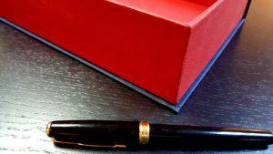 Cutie rigida pentru esarfe si alte accesorii textile