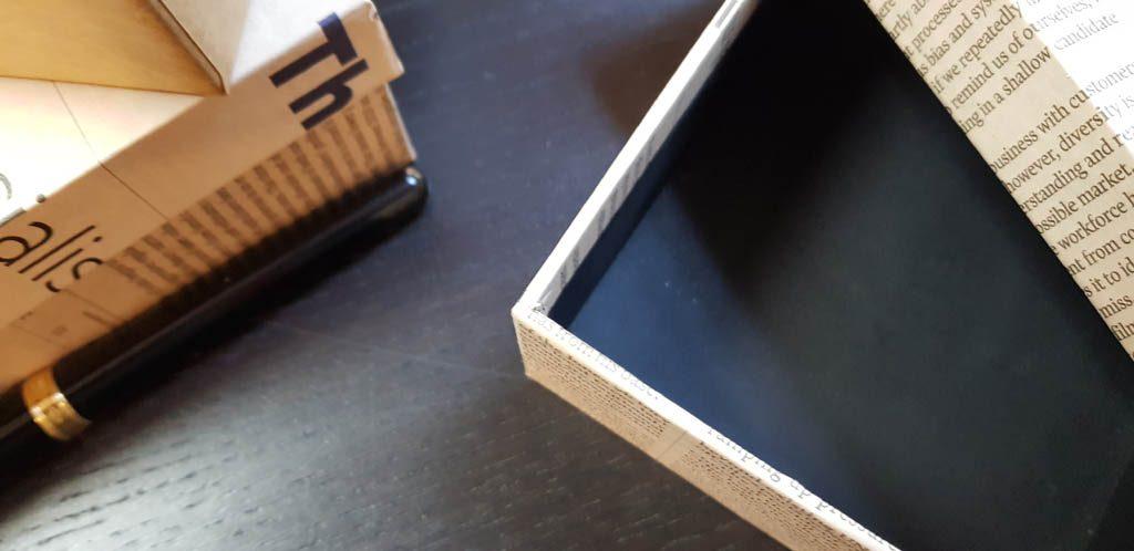 Cutie rigida pentru papion - 7