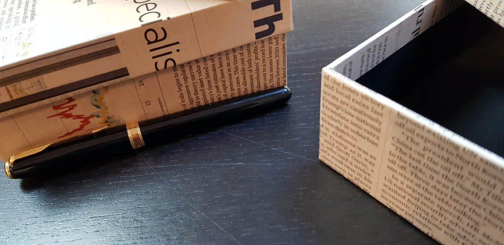 Cutie rigida pentru papion - 8