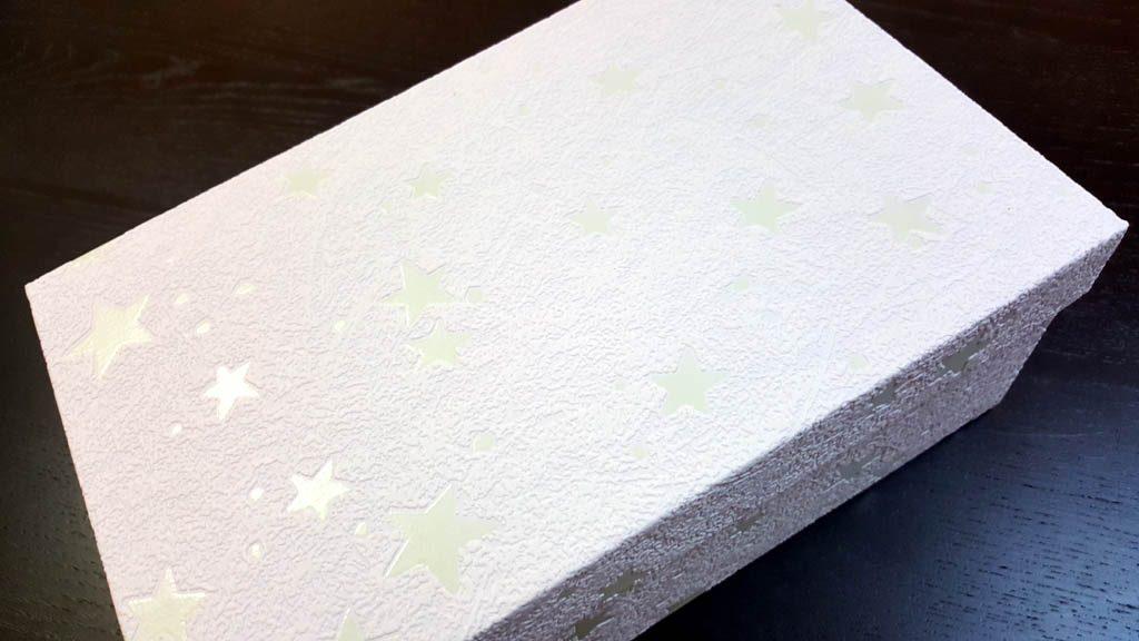 Cutii cu stelute pentru cadouri de Craciun - 5