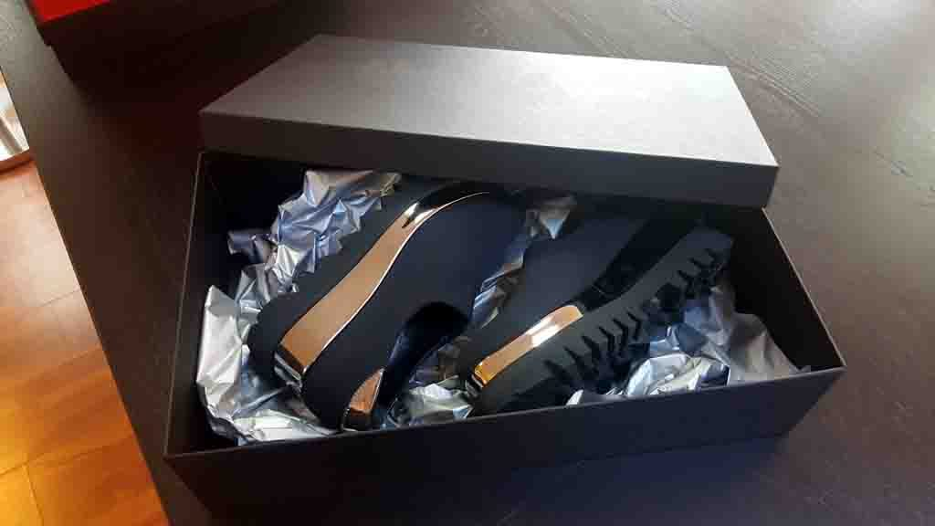 Cutii de lux pentru pantofi, botine, cizme - 1