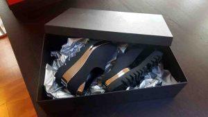Cutii de lux pentru pantofi, botine, cizme, ghete