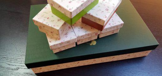 Cutii premium pentru cadouri