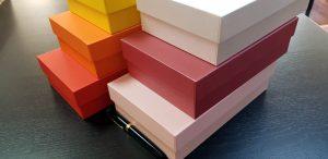 Cutie rigida cu capac pentru cadouri (model 6078-6079)