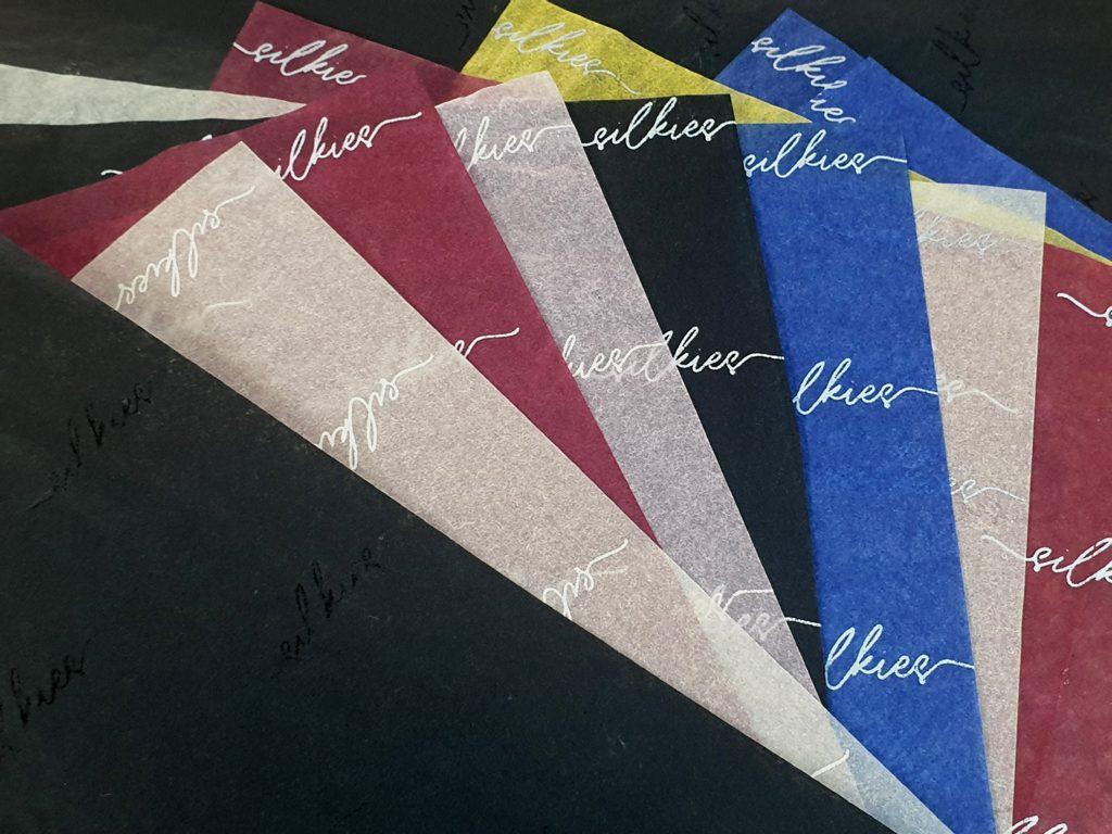 pergament silkies