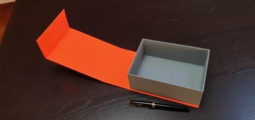 Cutie rigida de lux pentru cadouri (model 6038-6039)