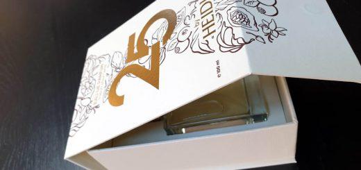 Cutie rigida de lux pentru parfumuri (model 6096)