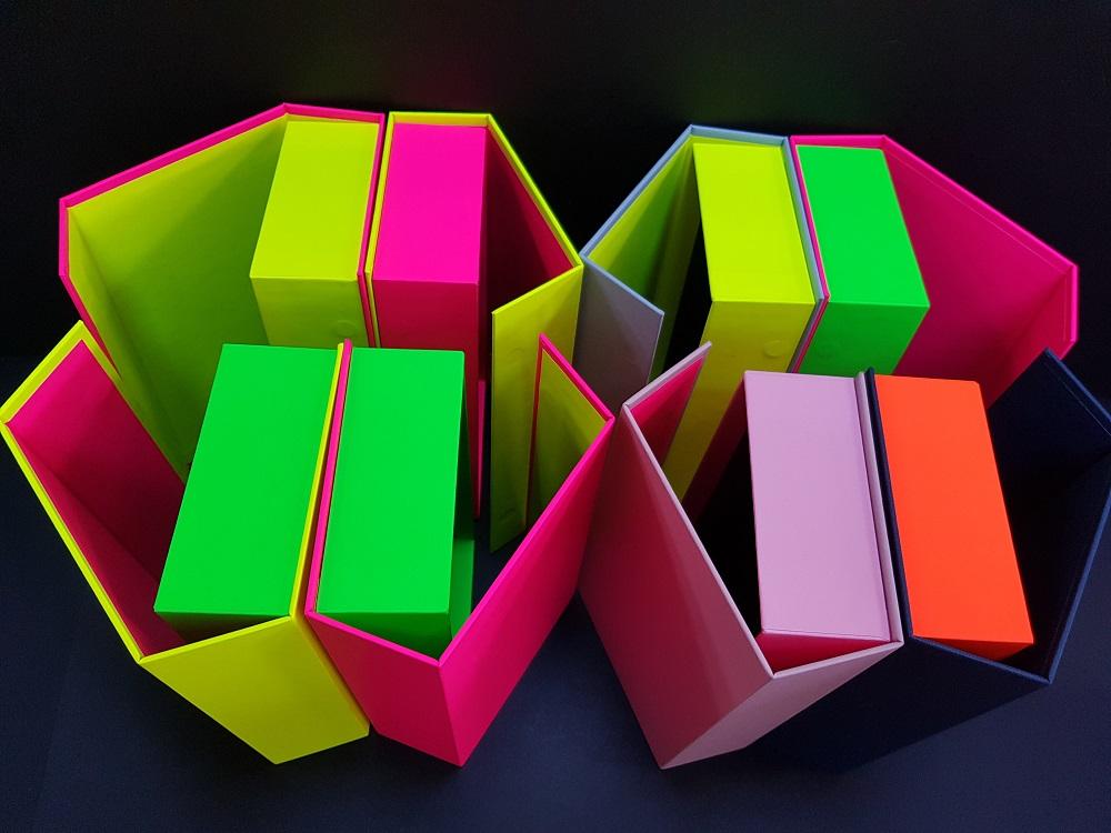Cutii colorate cu magnet (model 6081) (5)